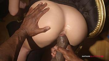 Оливия грейс самовлюбленно на саму себя пялилась и молила от мужчины порева в попочку