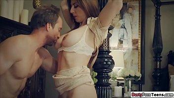 Русская пара отрабатывает в порно, по вебкамере